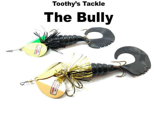 Toothy's Tackle The Bully