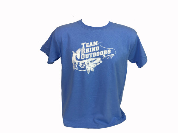 TRO - Carolina Blue Youth T Shirt