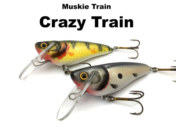 Muskie Train Crazy Train