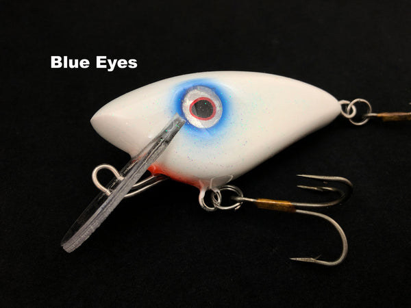 Boss Shad Resin Crime Boss - Blue Eyes
