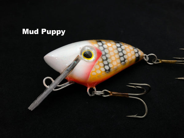 Boss Shad Resin Crime Boss - Mud Puppy