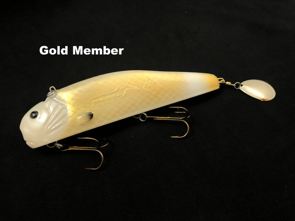 Bondy Bait Company Custom Painted Original Bondy