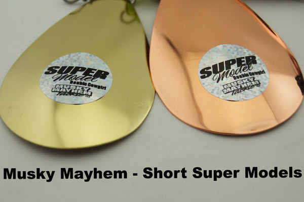 Musky Mayhem Short Super Model