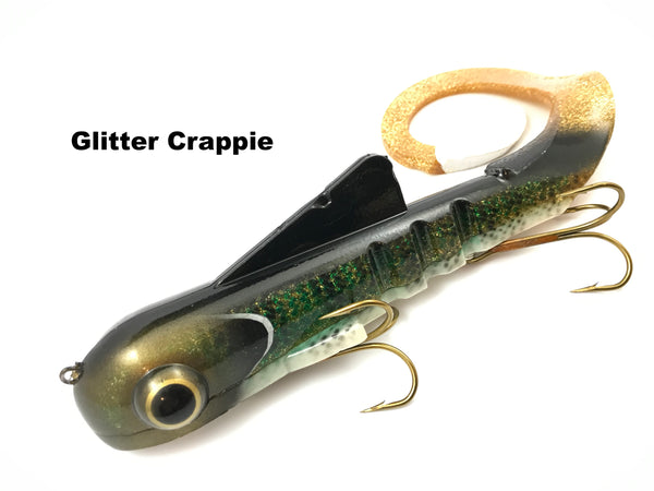 Musky Innovations Magnum Bull Dawg - Glitter Crappie