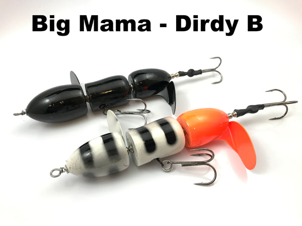 Big Mama Lures Dirdy B