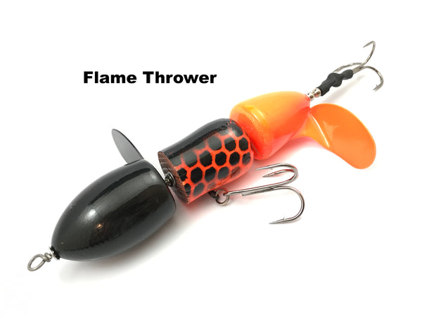 Big Mama Lures Dirdy B - Flame Thrower