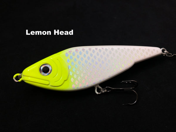 "Raptor Lures 6"" Eagle Glide Bait"