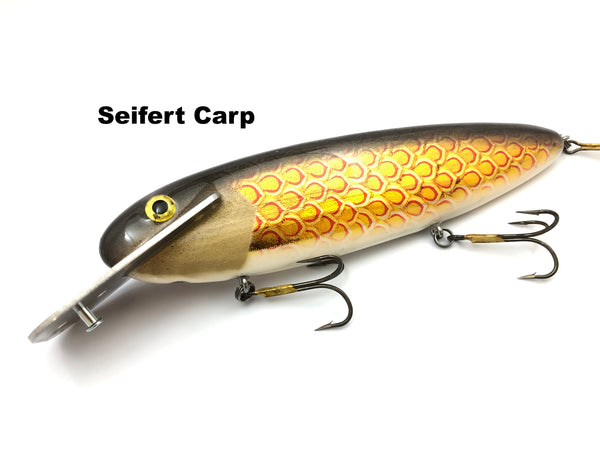 "Supernatural Big Baits 10"" Headlock - Seifert Carp"