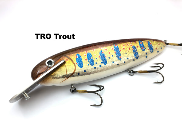 "Supernatural Big Baits 10"" Headlock - TRO Trout"