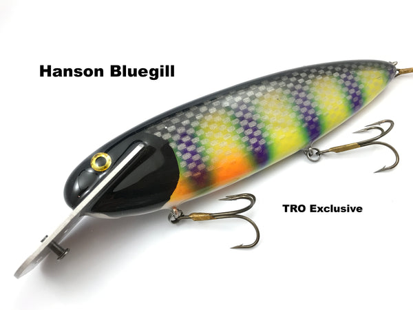 "Supernatural Big Baits 10"" Headlock - Hanson Bluegill"