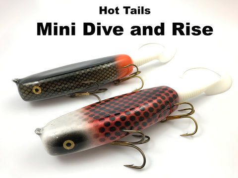 Hot Tail Gliders -  Mini Dive and Rise
