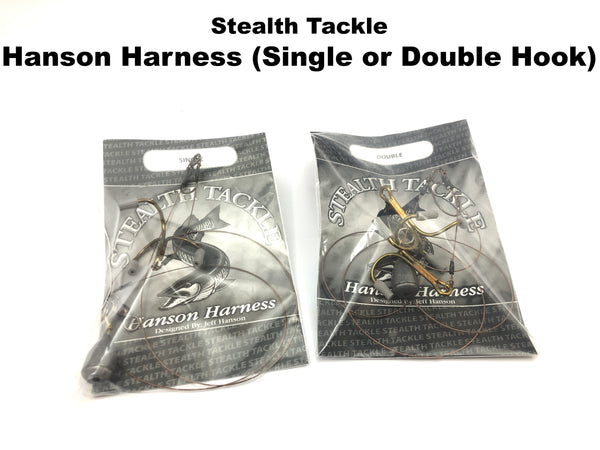 Stealth Tackle Jeff Hanson Sucker Rig (2 styles)