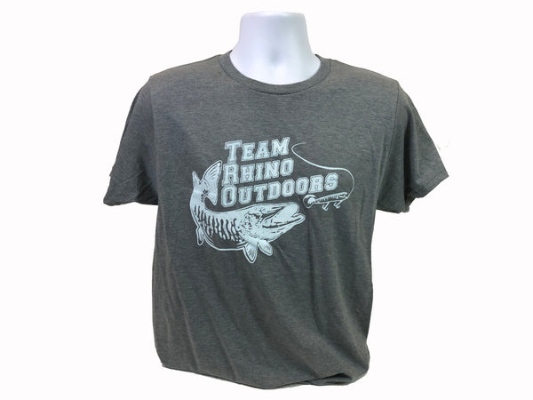TRO - Heather Grey Bi Blend T Shirt