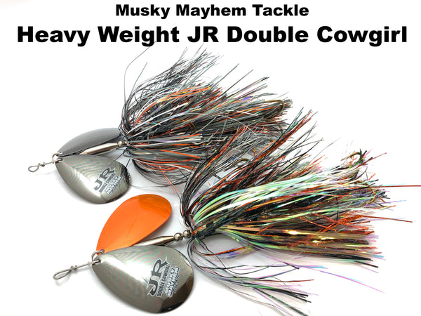 Musky Mayhem Heavy Weight JR Cowgirl