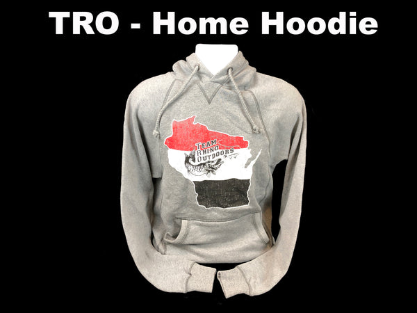 Team Rhino Outdoors - Home Hoodie