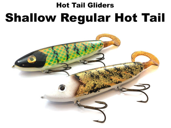 Hot Tail Gliders - Shallow Regular Hot Tail
