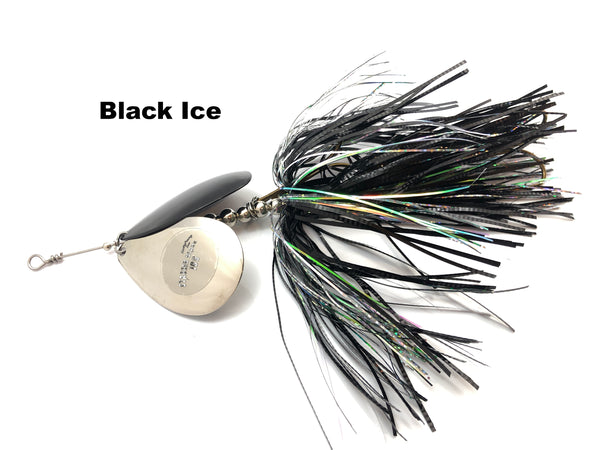 Musky Frenzy Lures NEW IC9 Stagger Blade