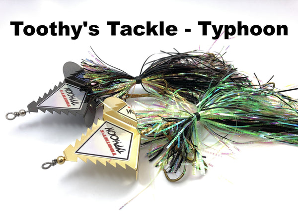 Toothy's Tackle Typhoon