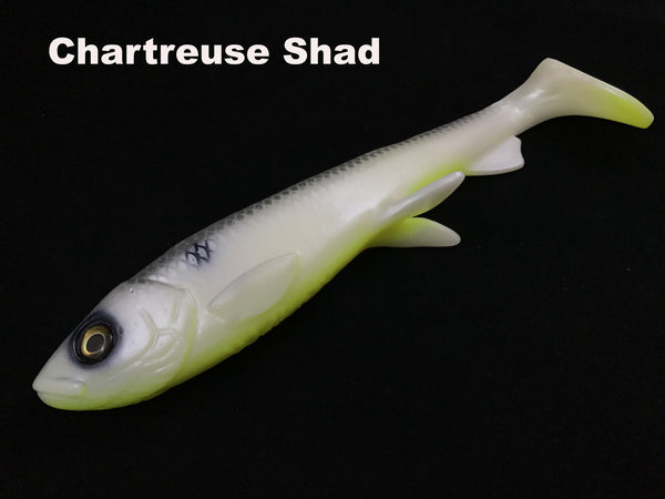 "Wolfcreek Lures - 13"" Monster Shad"