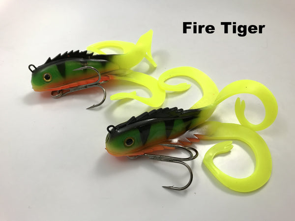 Chaos Tackle Micro Medussa (2 pack)