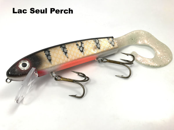 "Musky Mania/Drifter 9"" Squirrely Jake"