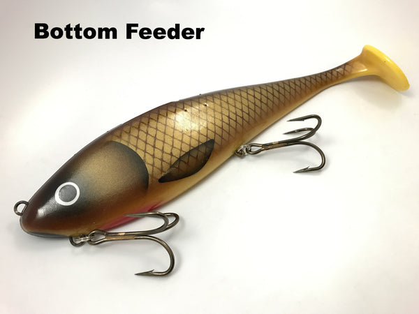 Musky Innovations Magnum Swimmin' Dawg - Bottom Feeder