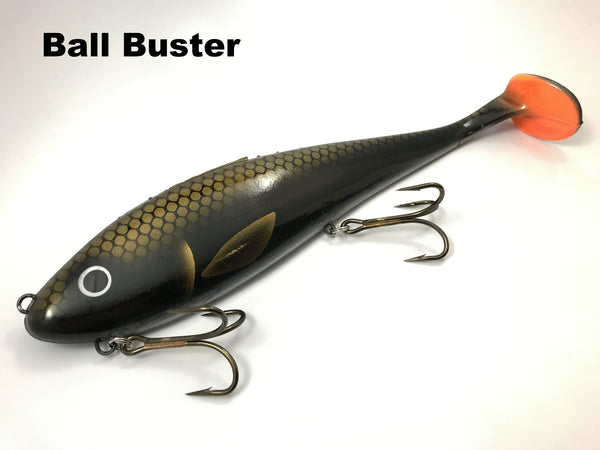 Musky Innovations Magnum Swimmin' Dawg - Ball Buster