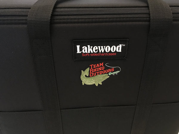 Lakewood Black Musky Monster w/TRO Logo
