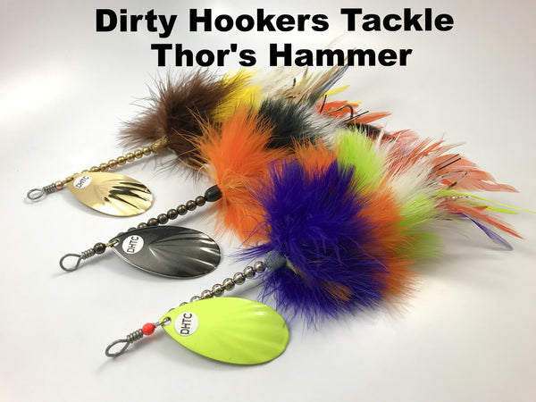 Dirty Hookers Tackle Thor's Hammer