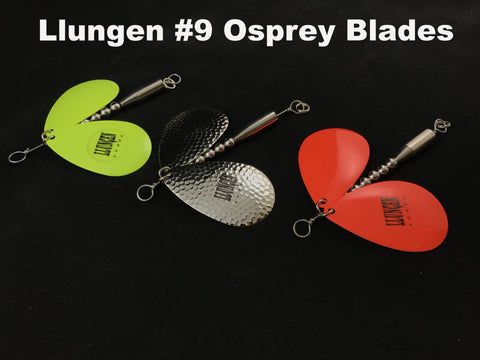 Llungen #9 Osprey Blade Attachment