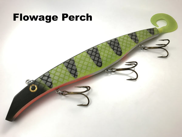 "Hawg Seekers Tackle 16"" Hawg Teaser"