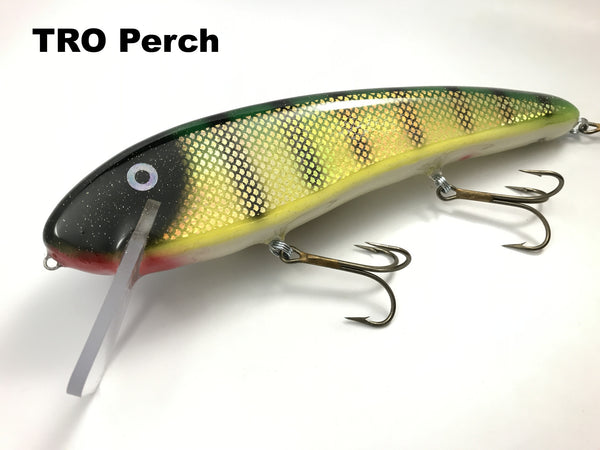 "Smoker Tackle 9.5"" SS Shad"