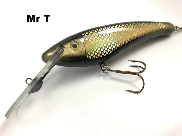 "Slammer Tackle 6"" Deep Diver"
