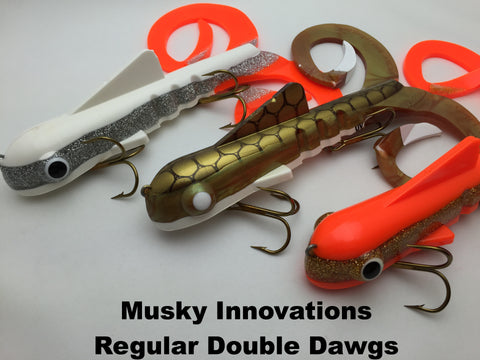 Musky Innovations Regular Double Dawg