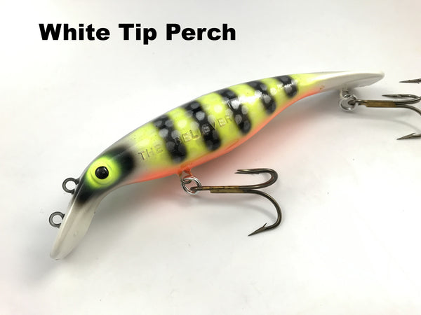 "Drifter Tackle 6"" Straight Believer"