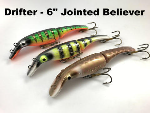 "Drifter Tackle 6"" Jointed Believer"