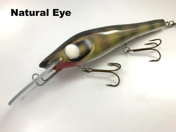 "Musky Candies 10"" Sniper (8"" plus the lip)"