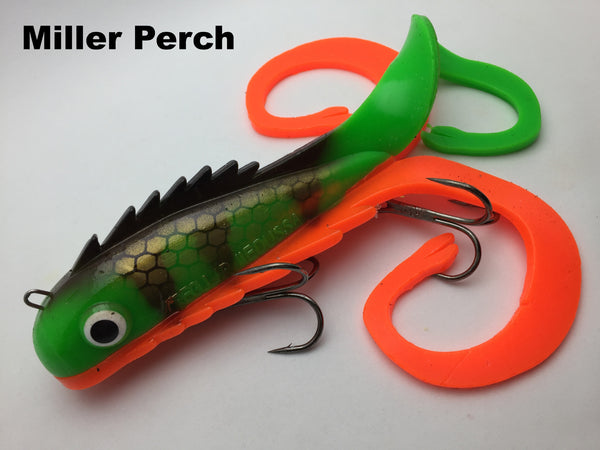 Chaos Tackle Husky Medussa - Miller Perch