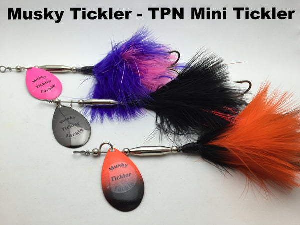 Musky Tickler Tackle TPN Mini Tickler