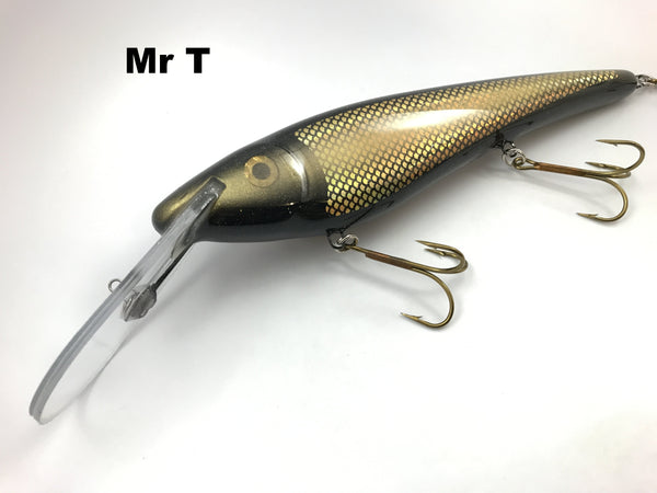 "Slammer Tackle 10"" Deep Shad"