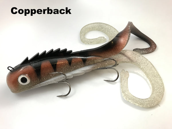 Chaos Tackle Husky Medussa - Copperback