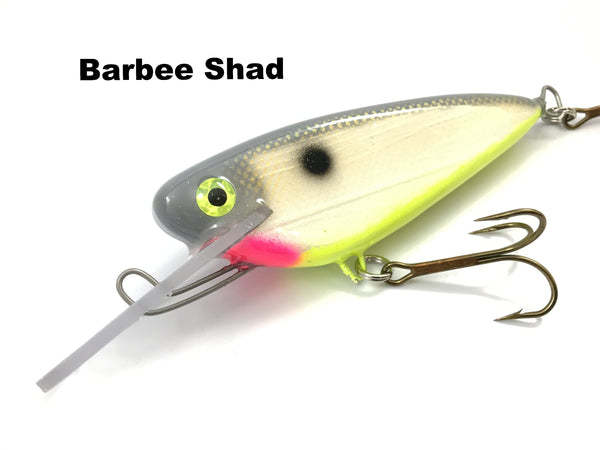 "B&N Customs Talonz 5"" Fat Shad"