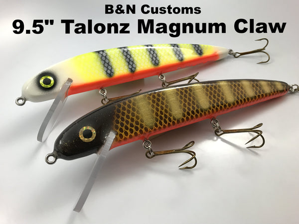 "B&N Customs Talonz 9.5"" Magnum Claw"