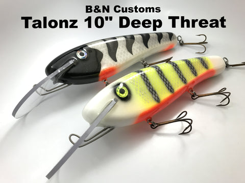 "B&N Customs Talonz 10"" Deep Threat"