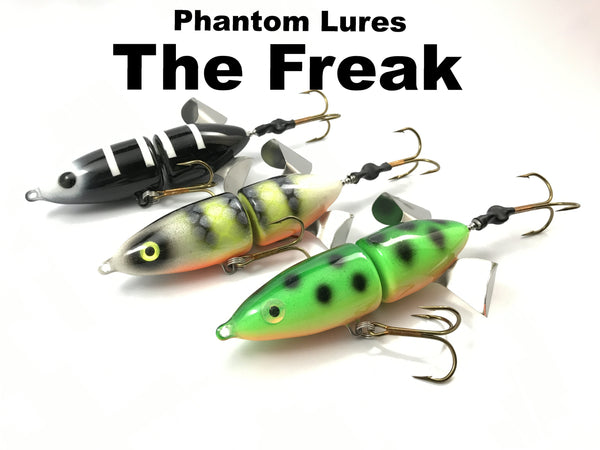 Phantom Lures The Freak