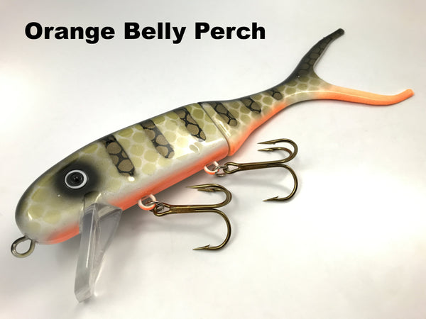 Musky Innovations Shallow Invader - Orange Belly Perch