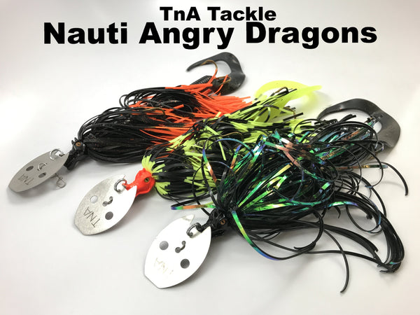 TnA Tackle Nauti LONG Angry Dragon