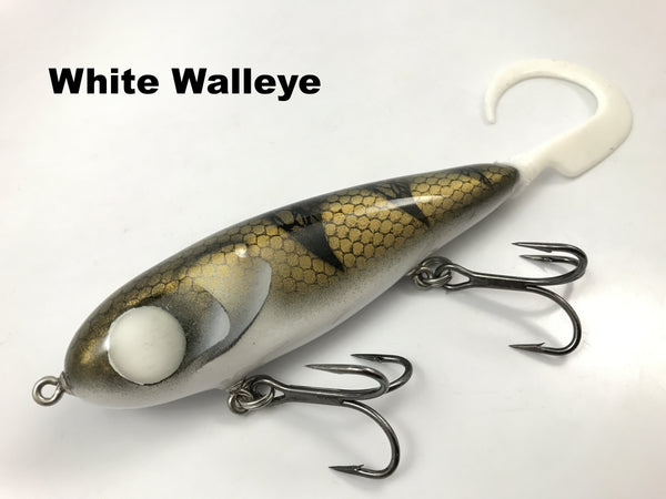 "My Addiction Custom Lures 5"" Narcan Glider"