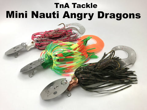 TnA Tackle Nauti MINI Angry Dragon
