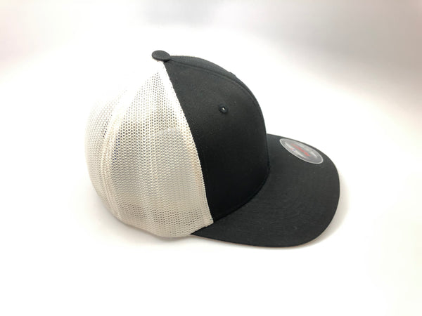 Team Rhino Outdoors Flex Fit Hat w/white TRO letter logo (2 sizes)